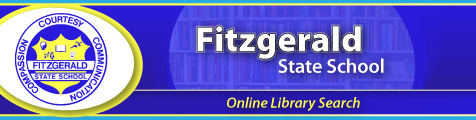 CMEWeb - Fitzgerald State School Online Catalogue